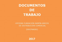 Documentos de Trabajo sobre Marketing y Distribución Comercial